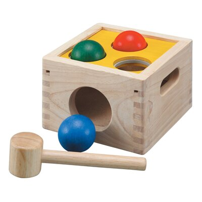 Plan Toys Preschool Punch and Drop