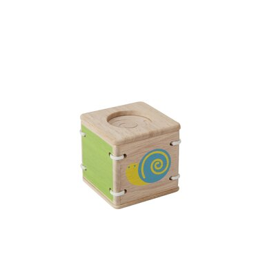 Plan Toys Baby First's Block - Feel and Sound