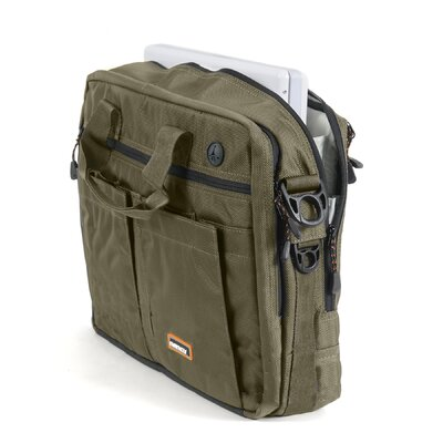 "Naneu Military Tech 13.3"" Laptop Briefcase"