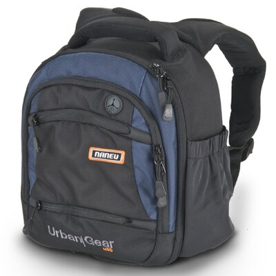 Naneu Urban Gear Mini Backpack in Orange