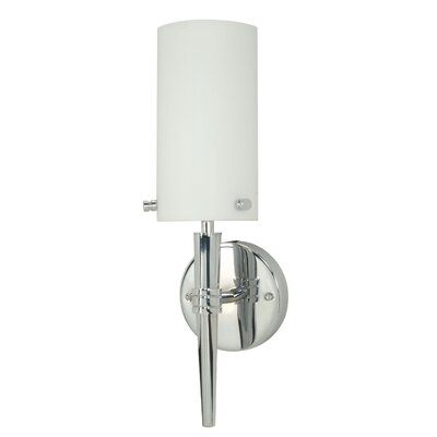 Nuvo Lighting Jet  Wall Sconce in Polished Chrome