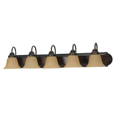 Nuvo Lighting Ballerina 5 Light Vanity Light