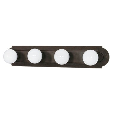Nuvo Lighting 4 Light Bath Bar