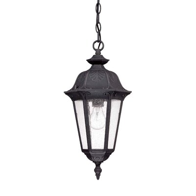 Nuvo Lighting Cortland 1 Light Hanging Lantern