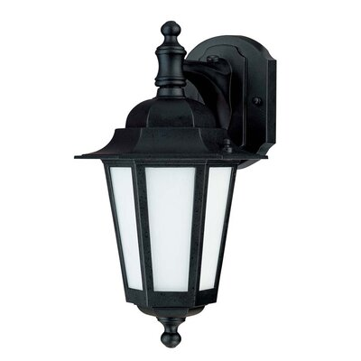 Nuvo Lighting Cornerstone 1 Light Energy Star Wall Lantern
