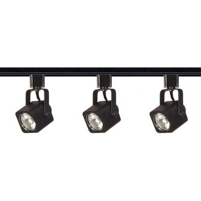 Nuvo Lighting 3 Light Square Track Light Kit