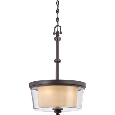 Nuvo Lighting Decker 3 Light Pendant