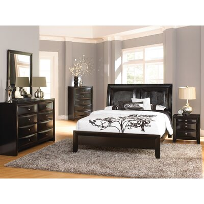 Welton USA Chloe Sleigh Bedroom Collection