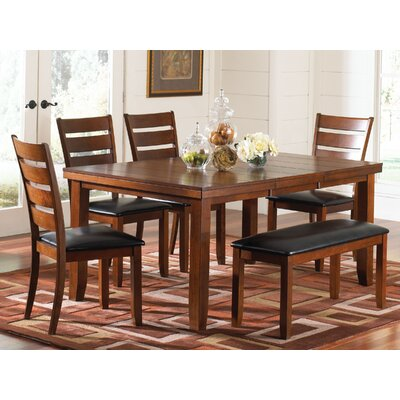 Welton USA Charles 6 Piece Dining Set