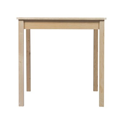 Guidecraft Woodscape Kids Writing Table