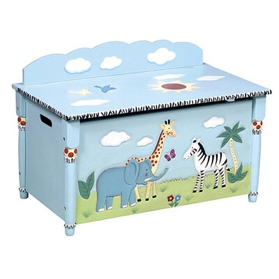 Safari Toy Box