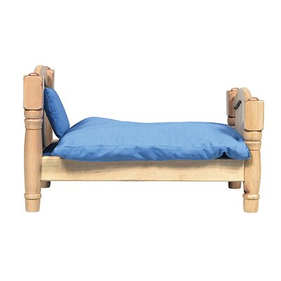 Guidecraft Doll Bed in Natural