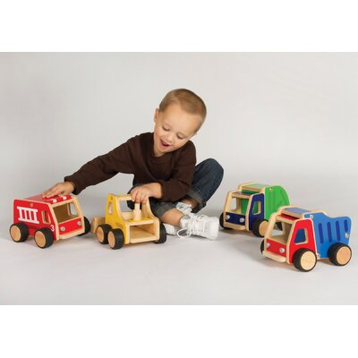 Guidecraft Plywood Dumptruck