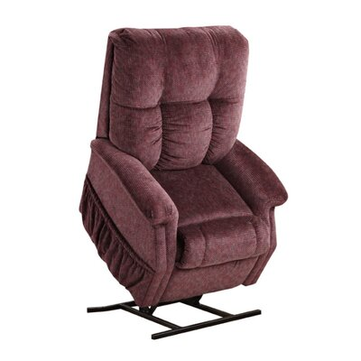 Medlift Three-Way T-Back Reclining Lift Chair