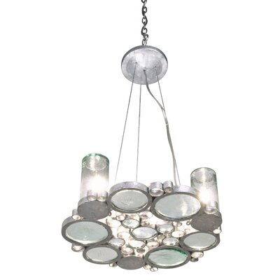 Varaluz Recycled Fascination 3 Light Chandelier