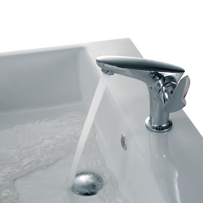 Single Hole Apollo Bathroom Faucet with Single Handle - VG01036CH