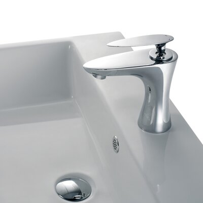 Single Hole Ava Bathroom Faucet with Single Handle - VG01034CH
