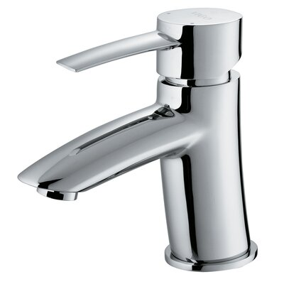 Vigo Single Hole Bathroom Faucet with Single Handle