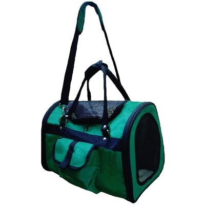 Pet Carrier in Green