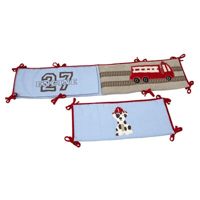 NoJo Engine 27 Traditional Padded Bumper