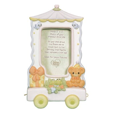 Precious Moments Precious Moments Birthday Train Picture Frame
