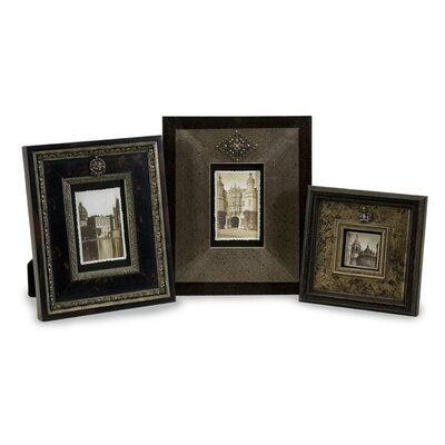 IMAX Embellished Picture Frame (Set of 3)