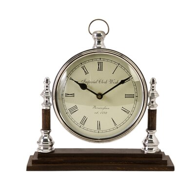 IMAX Boyleston Mantle Clock