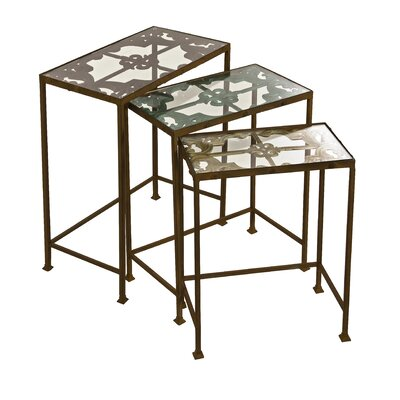 IMAX Torry 3 Piece Nesting Tables