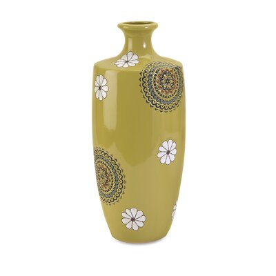 Valona Medium Hand Painted Vase