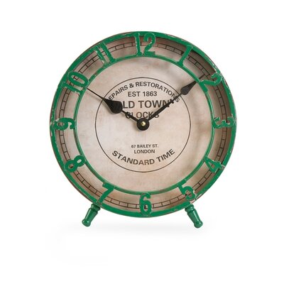 IMAX Avari Table Clock
