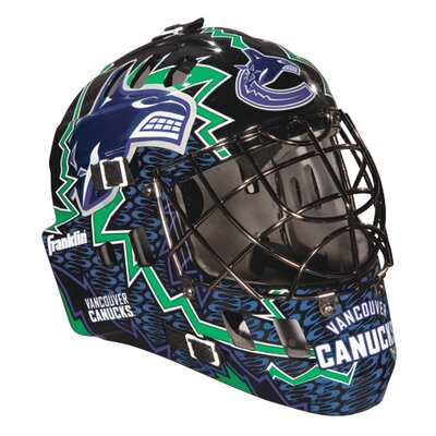 Franklin Sports NHL SX Pro Goalie Face Mask 1000