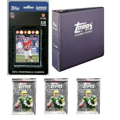 Topps NFL 2008 Trading Card Gift Set - Kansas City Chiefs