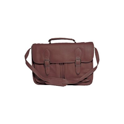 David King Top Handle Portfolio Bag