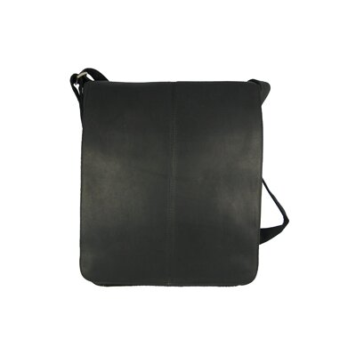David King Small Vertical Messenger Bag