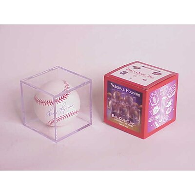 BallQube Baseball Holder