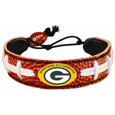 Gamewear NFL Team Leather Classic Wristband