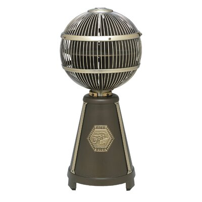 Fanimation Fargo Desktop Fan in Oil Rubbed Bronze