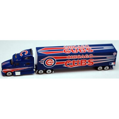 Press Pass MLB 2009 1:80 Scale Tractor Trailer Diecast Toy Vehicle
