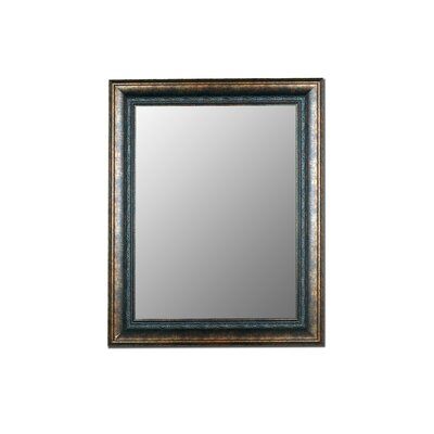 Cameo Collection Mirror in Milano Bronzed Black