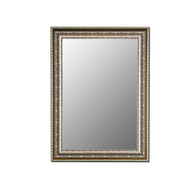 Hitchcock Butterfield Company Cameo Collection Mirror in Venetian Washed Silver