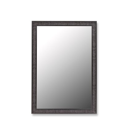 Hitchcock Butterfield Company Euro Decor Mirror in Black