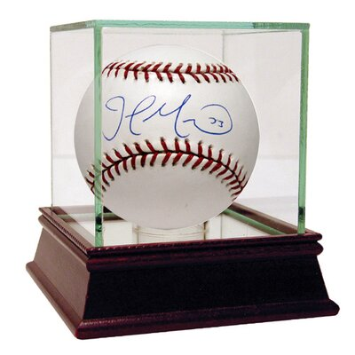MLB John Maine Autographed Baseball with Authenticity