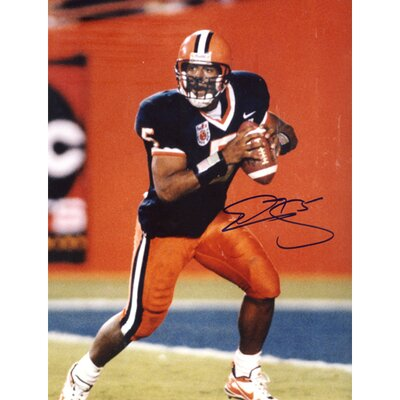 Steiner Sports NFL Donovan McNabb Orange Bowl Back to Pass Autographed