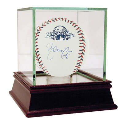 Yadier Molina Autographed 2009 All Star Game Baseball