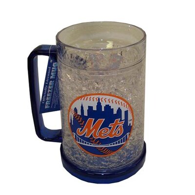 MLB 16 oz. Crystal Freezer Mug