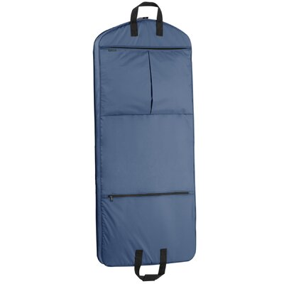 "Wally Bags 52"" Dress Length Garment Bag with Multi Pockets"