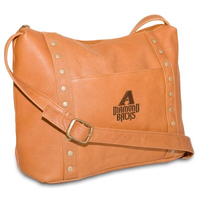 Pangea Brands MLB Women's Mini Top Zip Handbag