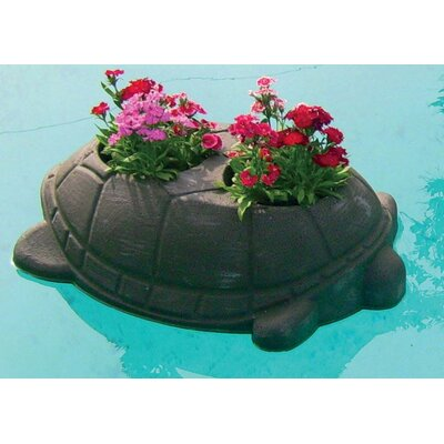 Flowerhouse Floating Turtle Pot Planter