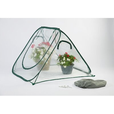 Flowerhouse SeedHouse Clear PVC Mini Greenhouse