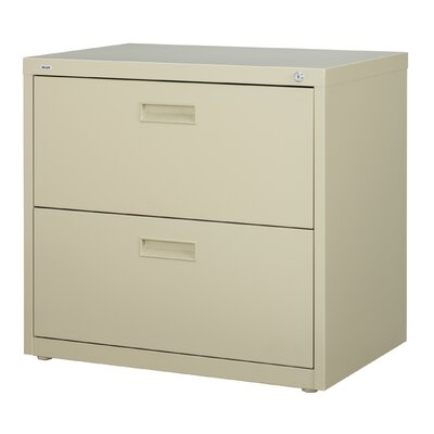 "CommClad 30"" Wide 2 Drawer  HL1000-Series Lateral File Cabinet"